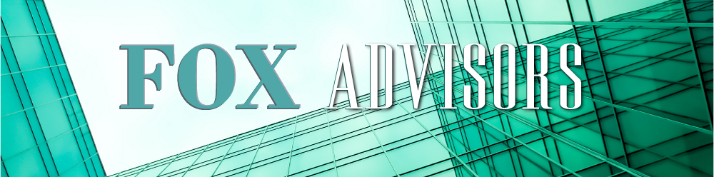 Fox Advisors - Business valuations, forensic accounting, litigation support and corporate governance services.